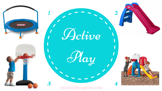 Active Toys for 2 year old boys