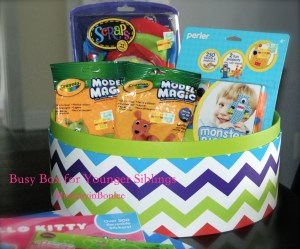 busy box for younger siblings1