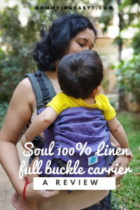 review of soul baby carriers