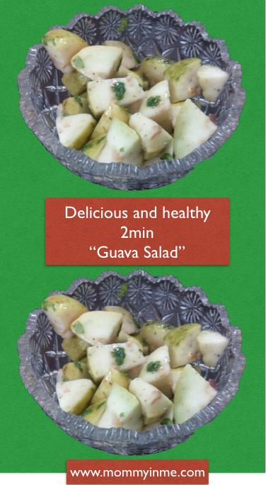 Guava Fruit Salad
