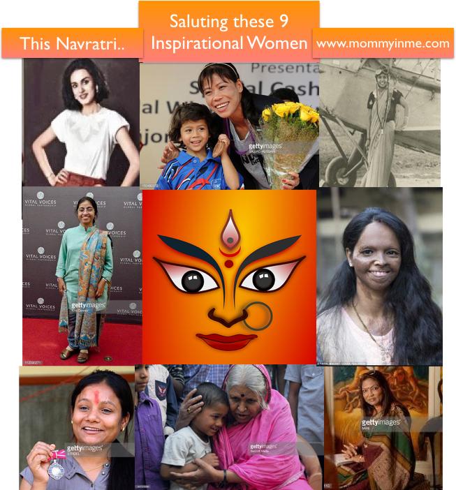 Inspirational Indian Women stories this Navratri!