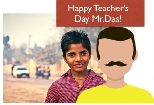 Happy teachers Day Real story