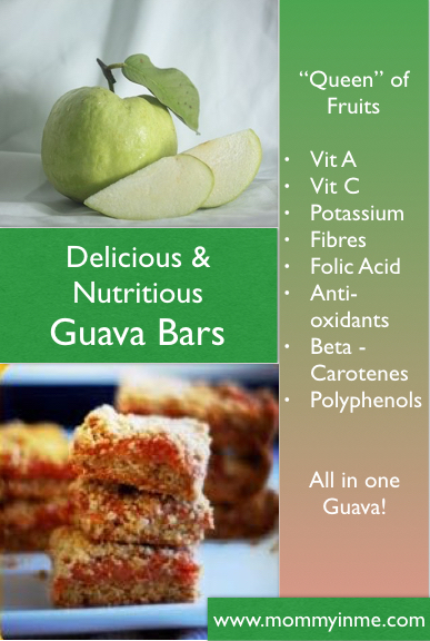 Guava Fruit benefits