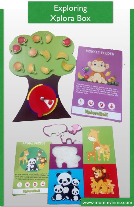 Xplora Box - Kids Subscription box In India