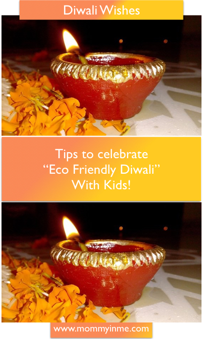 Tips to celebrate eco friendly diwali with kids