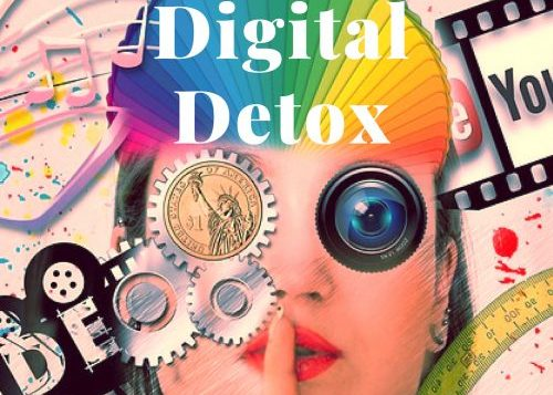 The more Digital way we are going the more we are getting cluttered. Its time to opt Digital Detox. Here are 5 effective ways for a blissful digital detox. #Digitaldetox #detox #digital #timemanagement #socialmedia