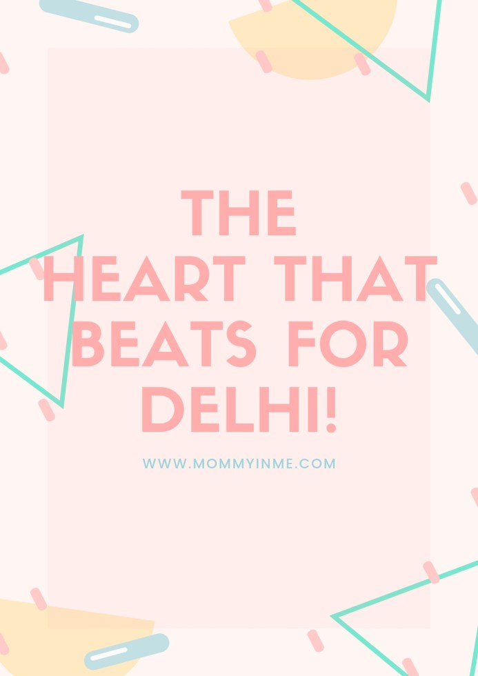 Delhi, you have a big heart but This is what we need to achieve for Delhi #Delhi #sodelhi #BlogchatterA2Z #A2Zchallenge