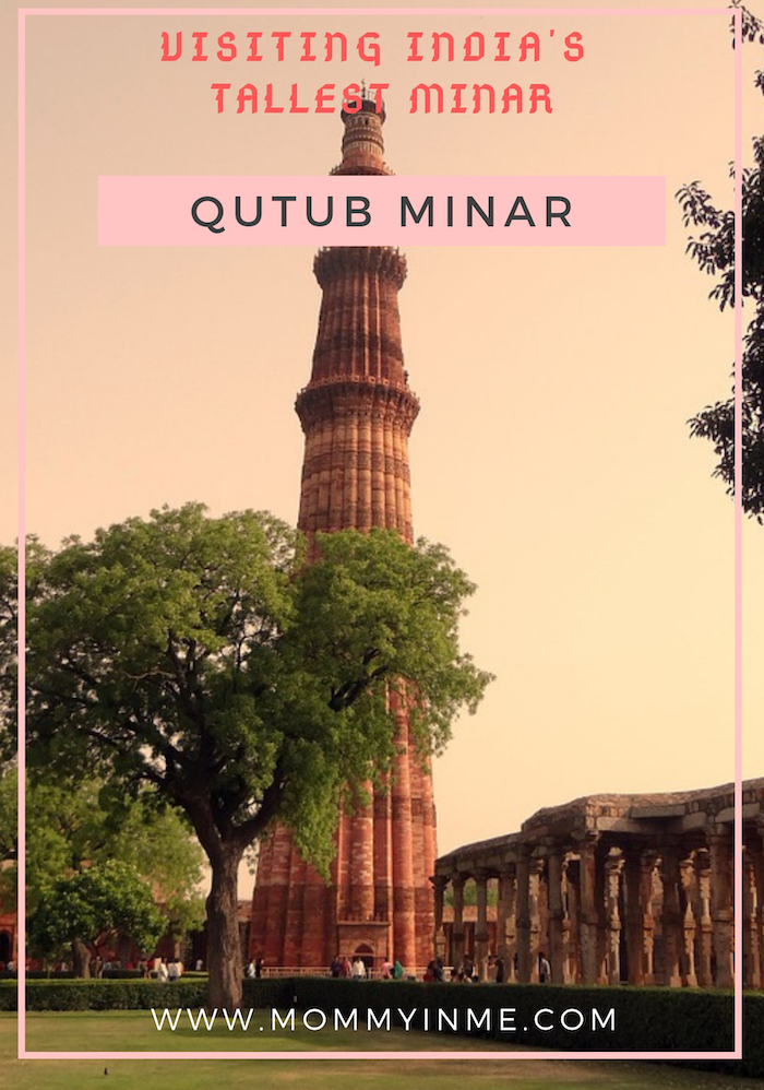 If you're in Delhi, a visit to Qutub Minar, India's tallest tower, is a must. Having a tilt of 25inches, this UNESCO WOrld heritage site is often compared with Leaning tower of Pisa. #Qutubminar #UNESCO #heritagesite #historicalsite #delhigram #sodelhi #touristplaces