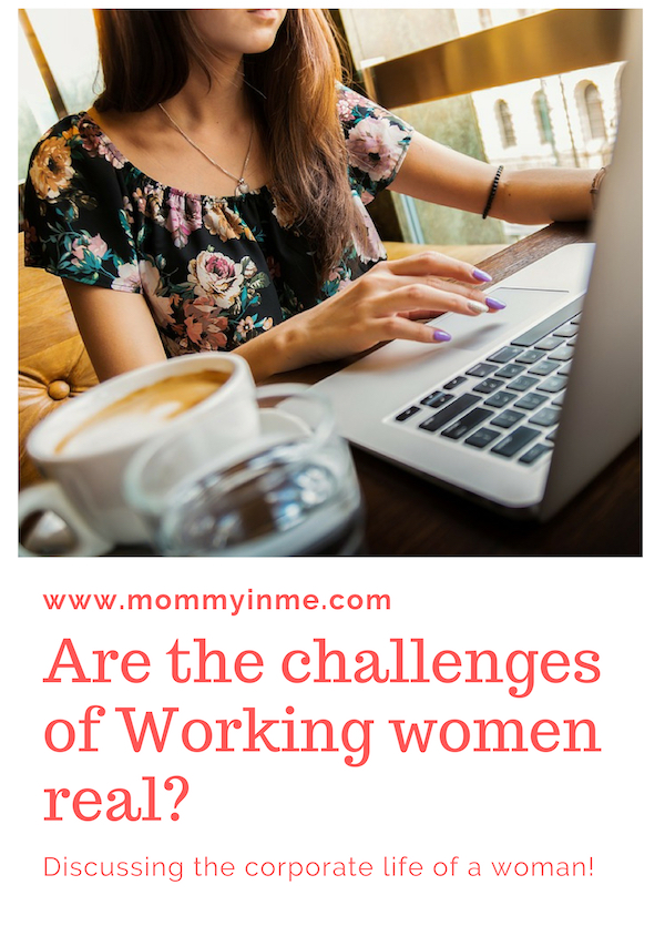 What are the challenges a woman faces in corporate life? Is the business world to be blamed? What are the discriminations women face at their workplace? How to overcome challenges in workplace? If you neeed answers to all these workplace issues, then read more #challenges #workplaceissues #workingwomen #corporatelife #lifeofaworkingwoman #equality #discrimination #maternityleaves #Egoclases #payparity