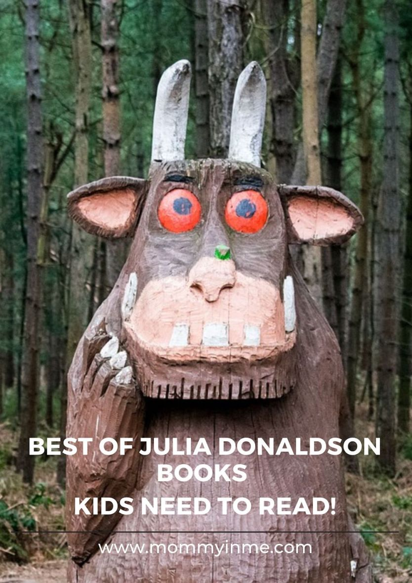 It's time that you need to introduce Kids to story books by Julia Donaldson, the author of The Gruffalo. Read best story books for kids 3-6years. #Thegruffalo #gruffalo #storybooks #kidsbooks #storytelling #Juliadonaldson