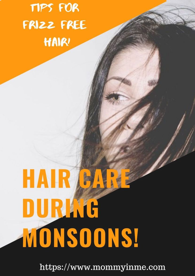 Are your tired of Frizzy hair this monsoon? Then here are some self experimented simple ways to get rid of Frizzy hair and prevent hair fall. #hairfall #hairloss #frizzy #antifrizz #shampoo #keratinshampoo #conditioner #haircare