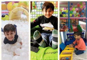 Best Game Zones and Kids Birthday Party places in Delhi