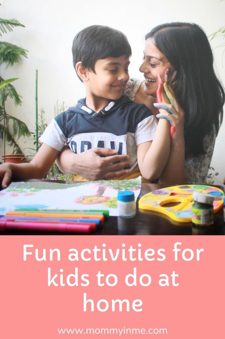While we all are locked down due to COVID-19, it is important that we keep the fun with kids. Here are 10 Fun activities for Kids to do at home #quarantine #activitiesforkids #kidscrafts #lockdownactivities