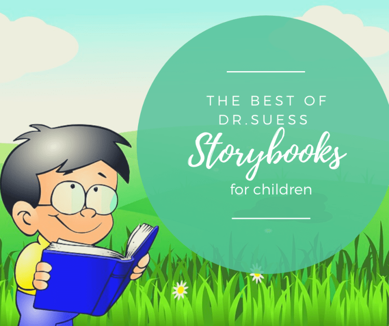 The best of Dr. Suess storybooks for children #storybooks #goodreads #children #preschoolers