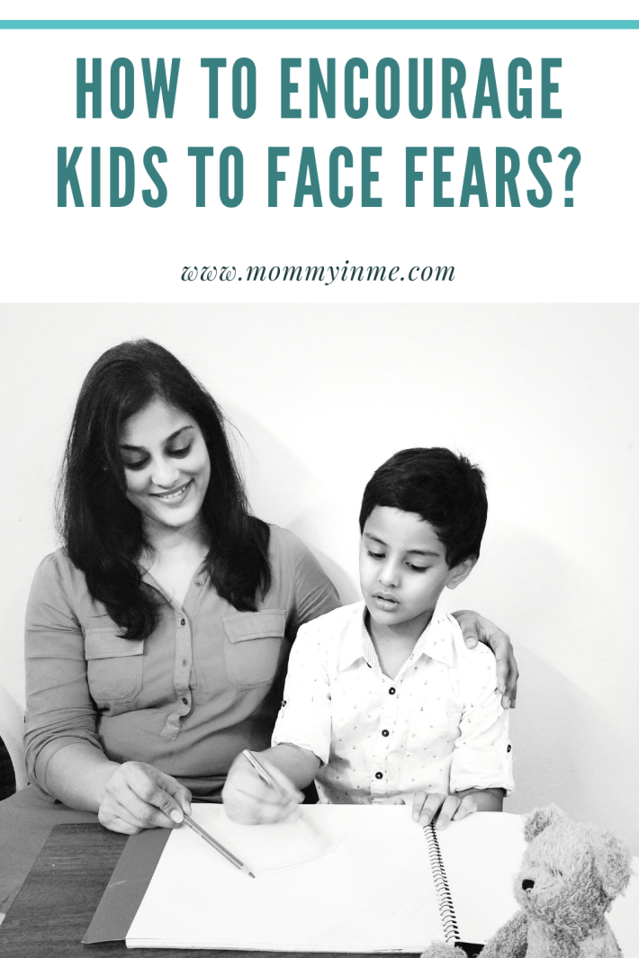 "The fear of darkness, fear of bugs, fear of water, all these are some real fears for young children. As parents, we're always there to soothe kids and accommodate their ""fears"". So how to How to encourage kids to face fears? #parentinghacks #parentingtips #momblogger #pediasure #staysurewithPediasure #facefears"