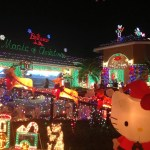 """Great Christmas Light Fight"" House in Florida"