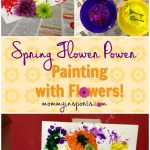 Teaching Tuesday: Spring Flower Power!