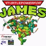 Turtle Power For James Fundraiser