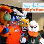 Behind the Scenes of Billy's Bunch