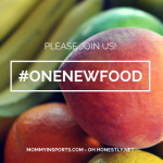One New Food – Peach