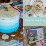 Ariel Birthday Party Ideas