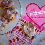 Easy Valentine's Cinnamon Roll Recipe