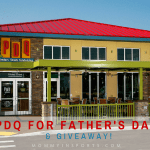 PDQ for Father's Day & Giveaway!
