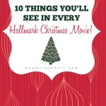 10 Things You'll See in Hallmark Christmas Movies