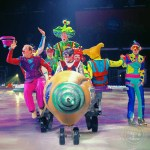 Have Some Fun with Ringling Bros. Out of This World Circus