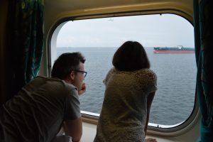 Zee, zee, zee en een schip.
