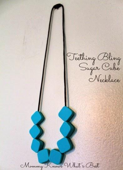 teething jewelry