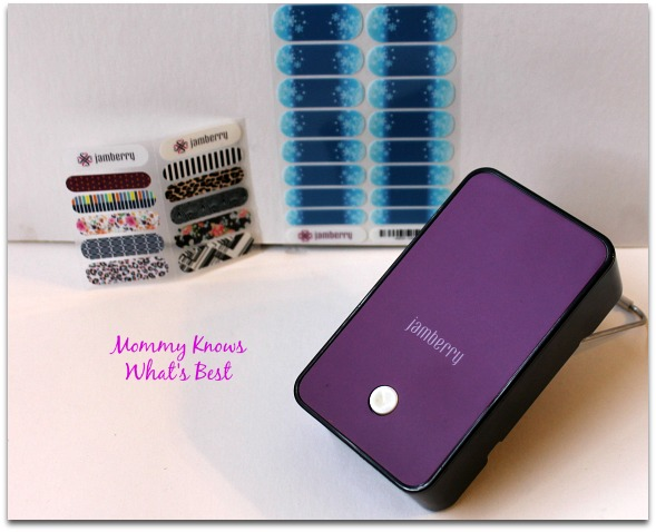 jamberry heater