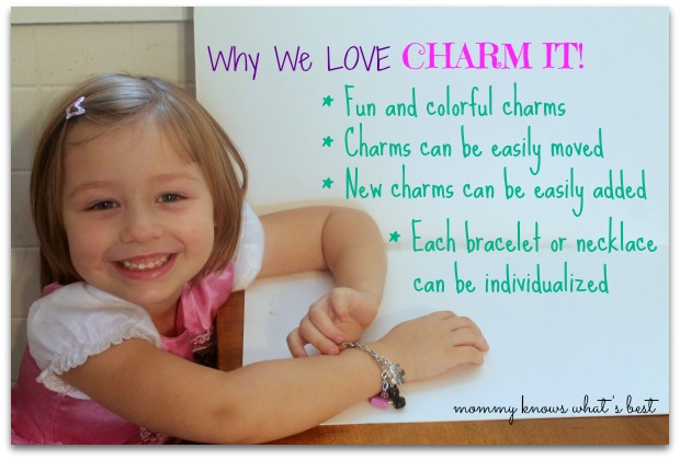 charm jewelry for kids