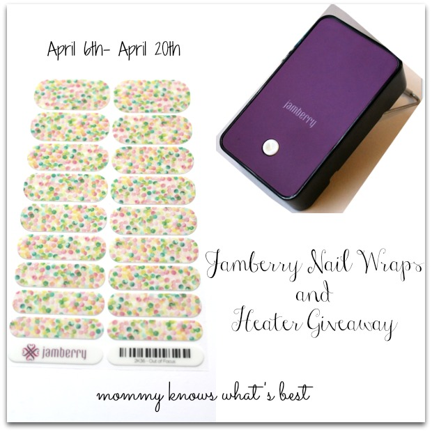 jamberry nail wraps giveaway