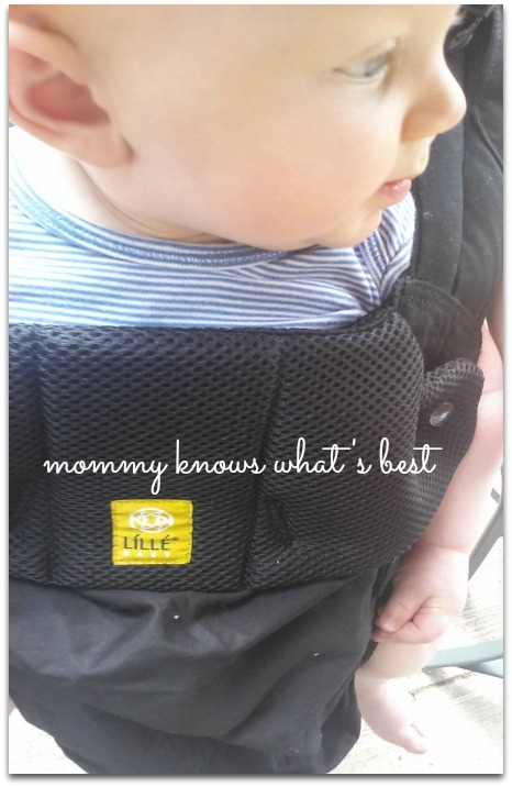baby front carry