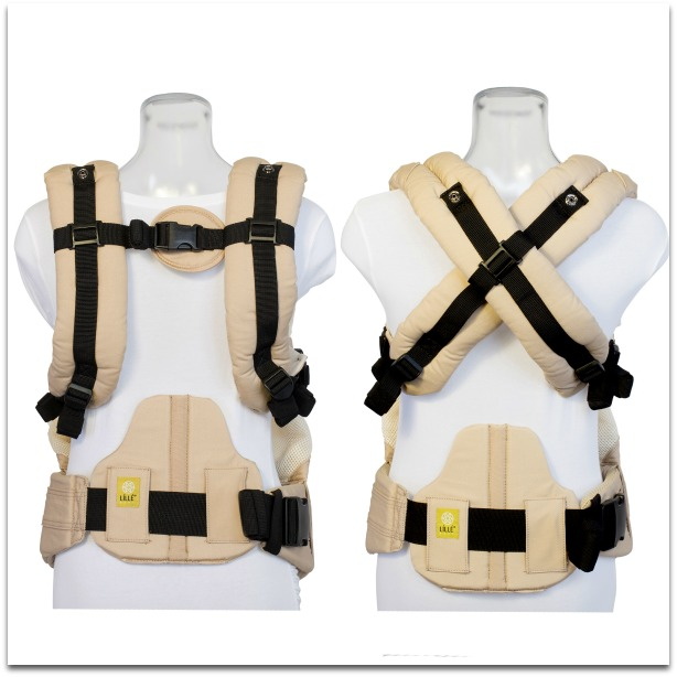 How to Cross Lillebaby Straps