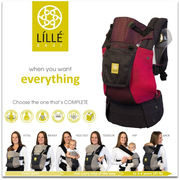 Lillebaby Complete Baby Carriers Review