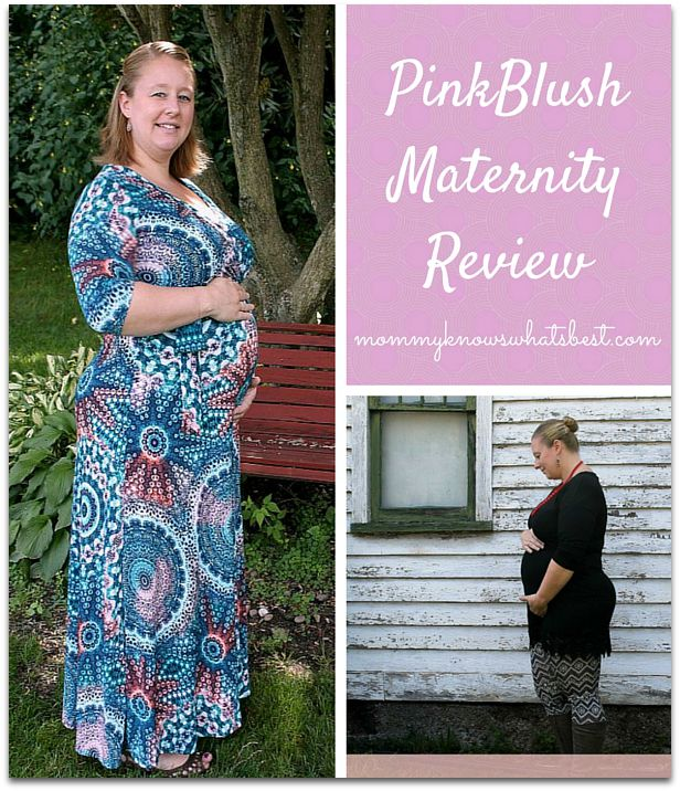 PinkBlush Maternity Review: Trendy Maternity Clothes