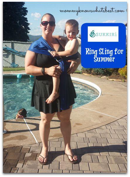 best ring sling for summer
