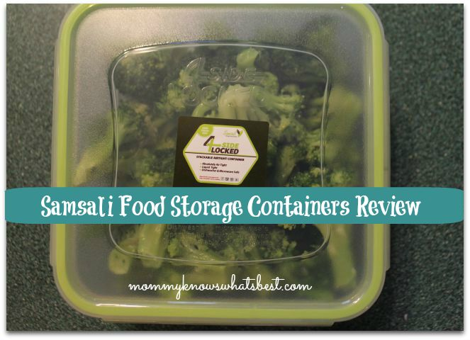 Food Storage Containers with Lids