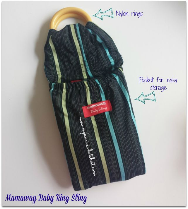 baby ring sling review