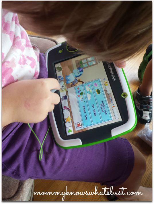 LeapPad Platinum Tablet for kids