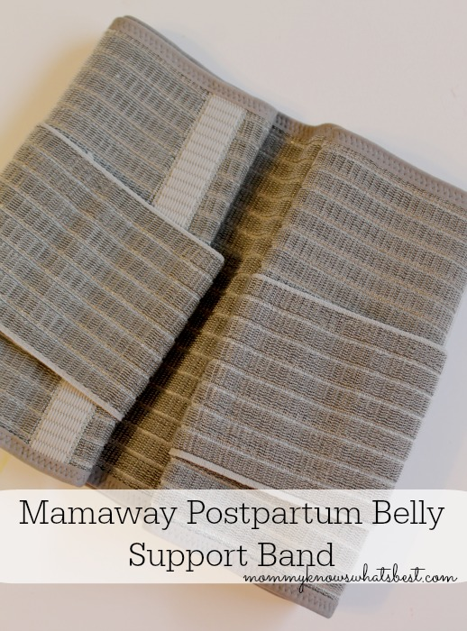 mamaway postpartum belly support band