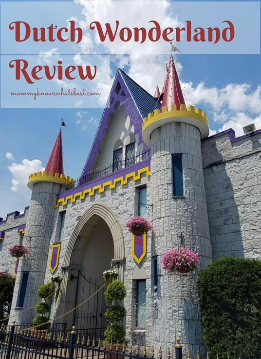 Dutch Wonderland Review