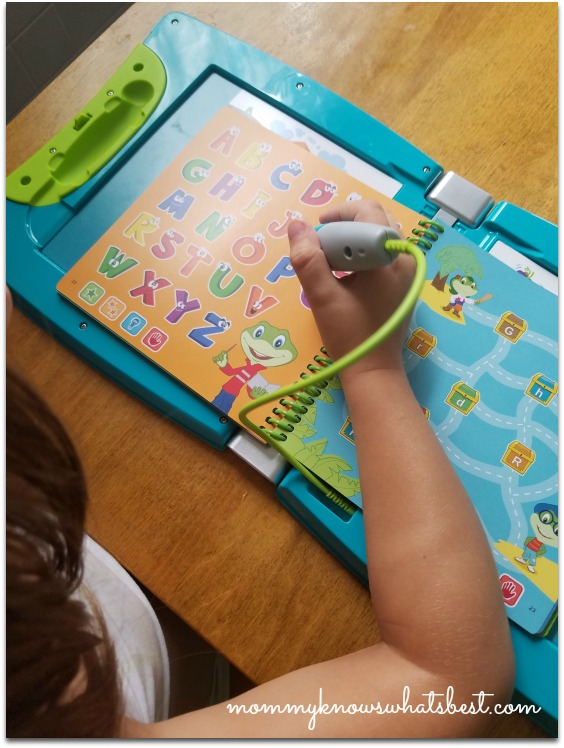leapstart learning device for kids