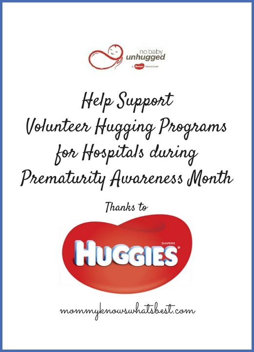 volunteer hugging programs for preemies
