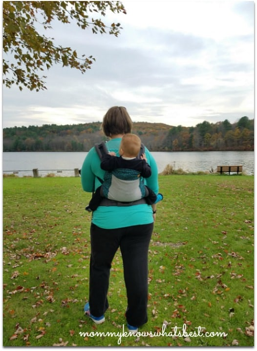 Mesh Tula Review: Tula Coast Carrier