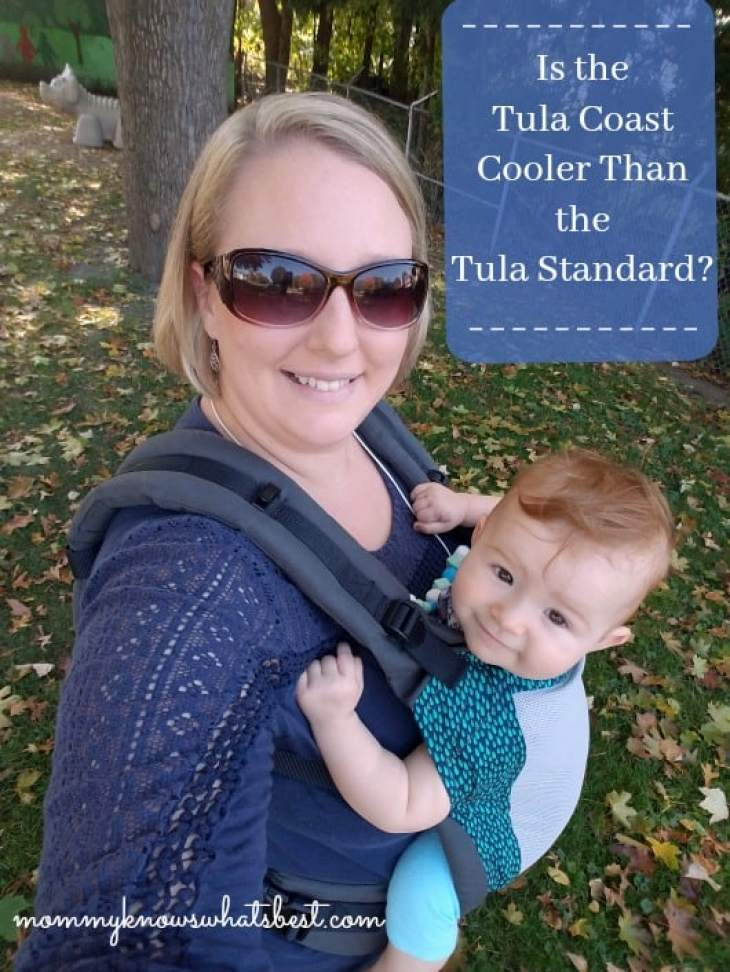 Tula Coast Baby Carrier Review