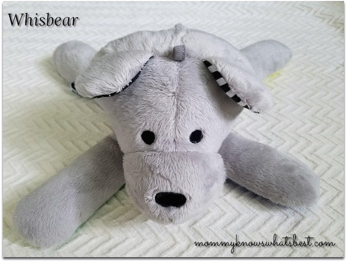 whisbear white noise for babies
