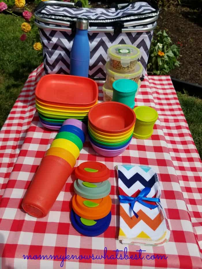 re-play for picnics